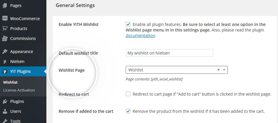 Extended - Advanced Wishlist Module