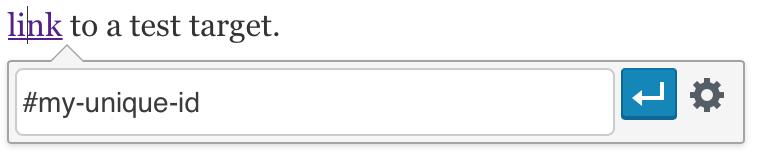AstroHub - Smooth scrolling links
